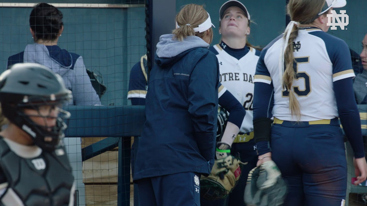 @NDSoftball | Irish Wired - Deanna Gumpf (2019)