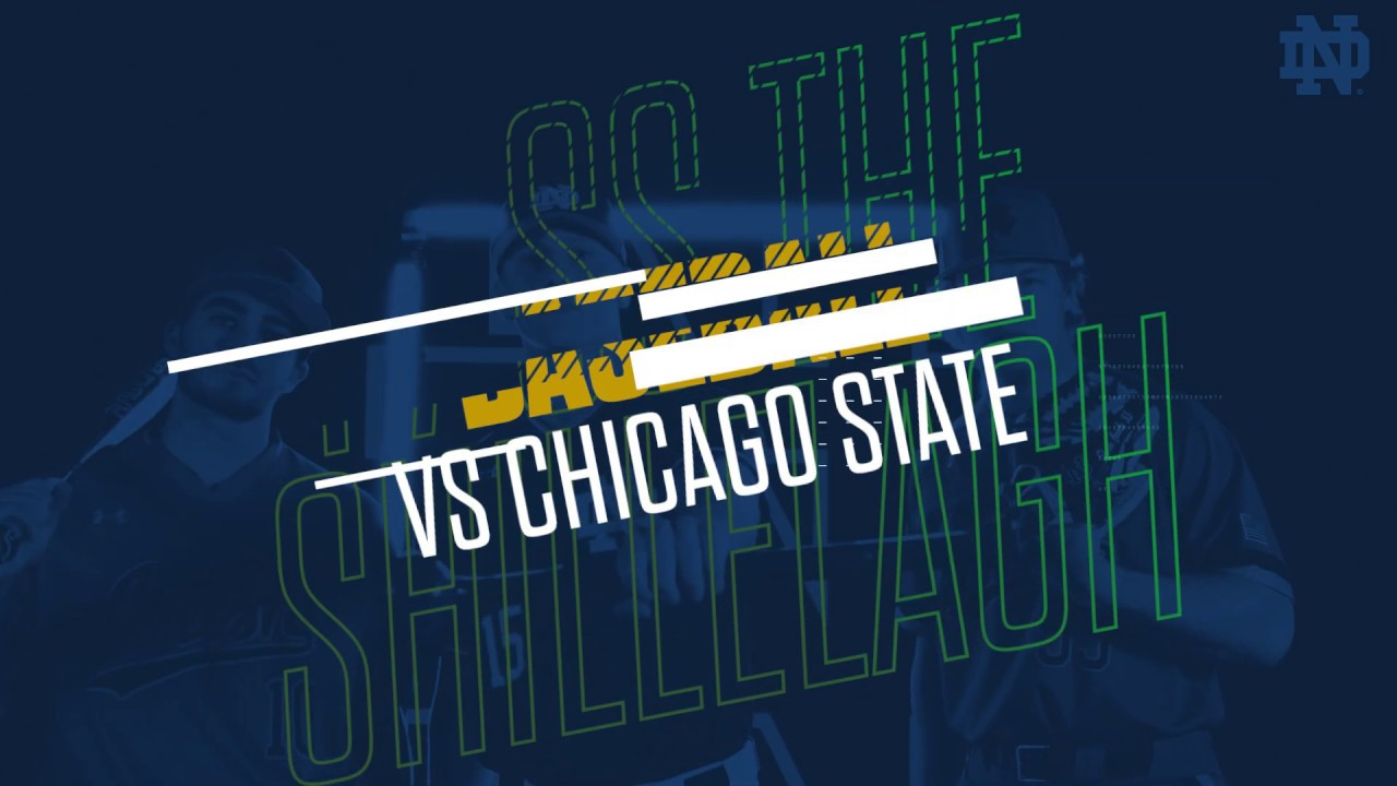 @NDBaseball | Highlights vs. Chicago State (2019)