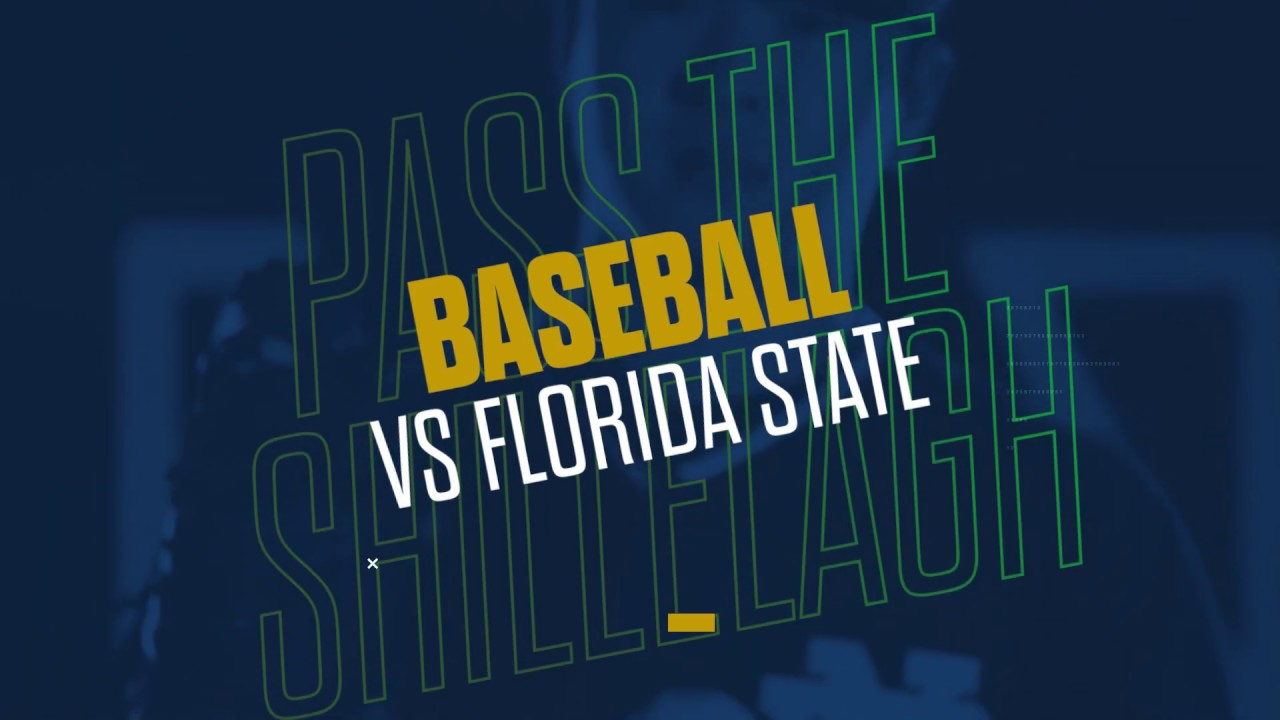 @NDBaseball | Highlights vs. Florida State (2019)