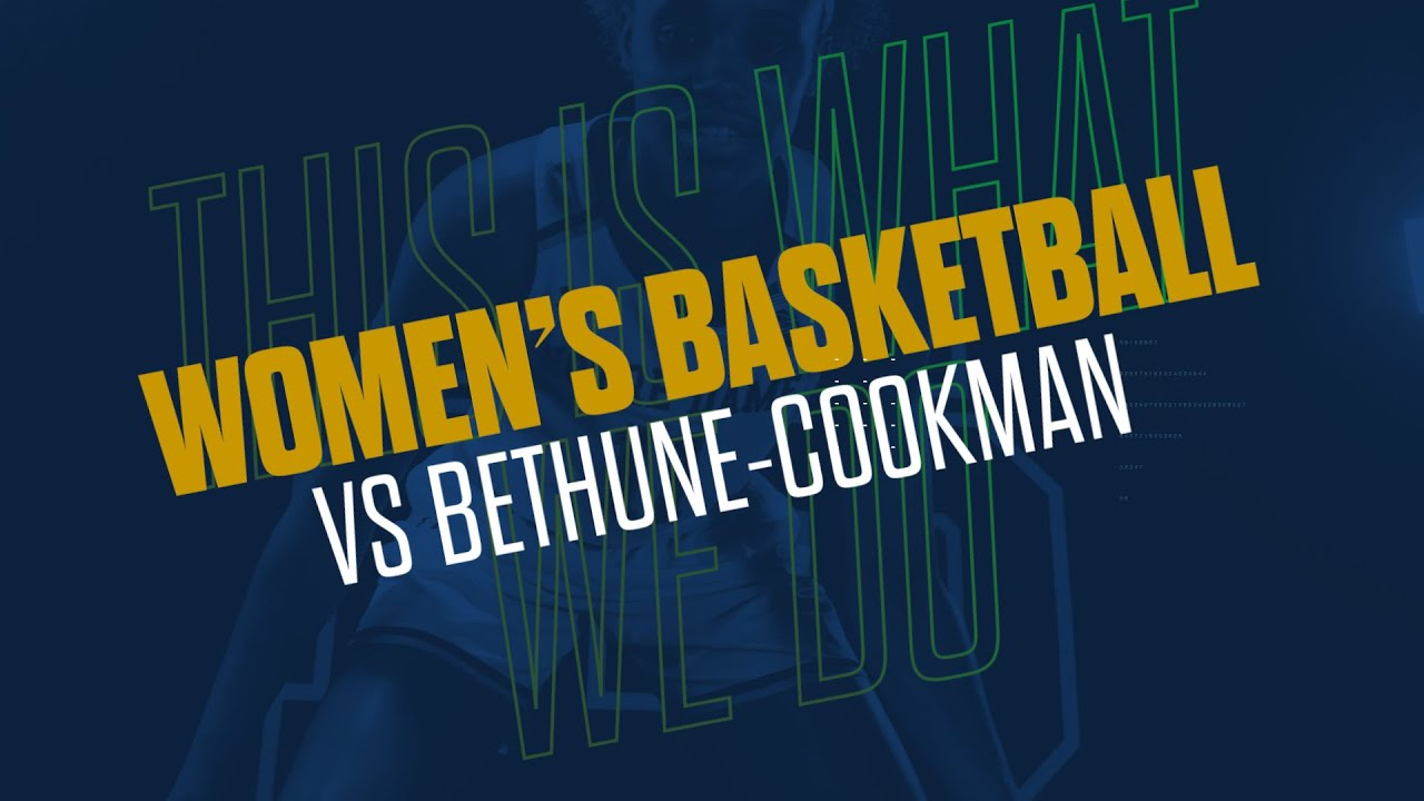 @ndwbb | Highlights vs. Bethune-Cookman, NCAA First Round (2019)