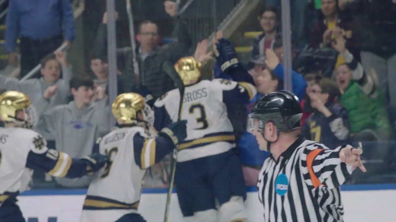 @NDHockey | Minnesota Ticket Spot (2019)