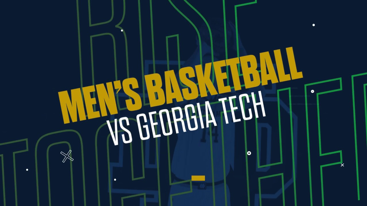 @NDMBB | Highlights vs. Georgia Tech (2019)