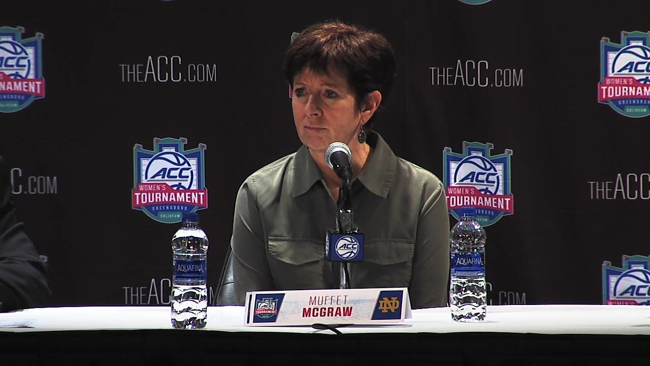 @ndwbb | Post-Game Press Conference vs. Syracuse (2019)