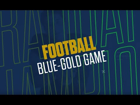 @NDFootball | 90th Annual Blue-Gold Game Highlights (2019)