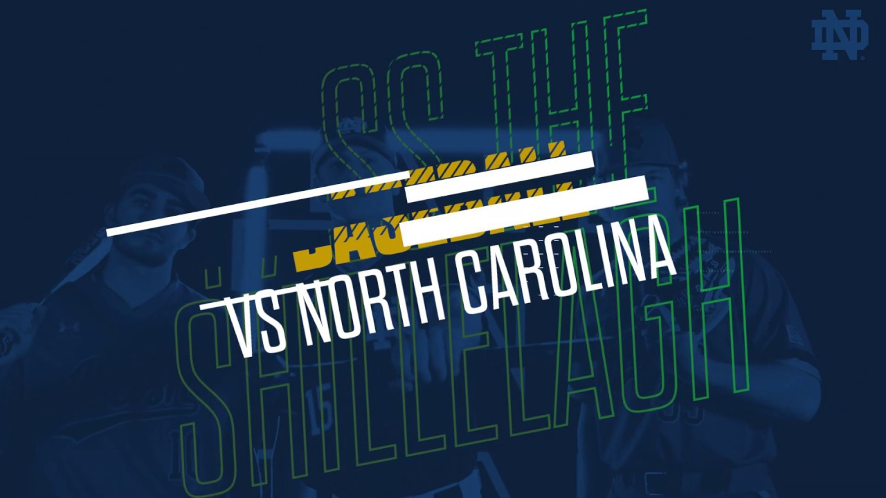 @NDBaseball | Highlights vs. North Carolina (2019)