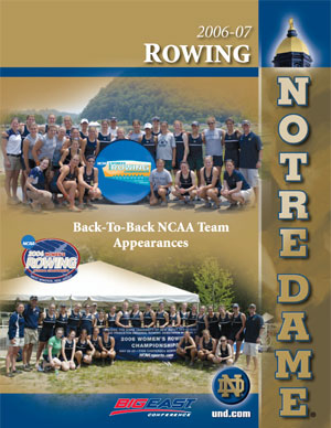 2007 Rowing Media Guide