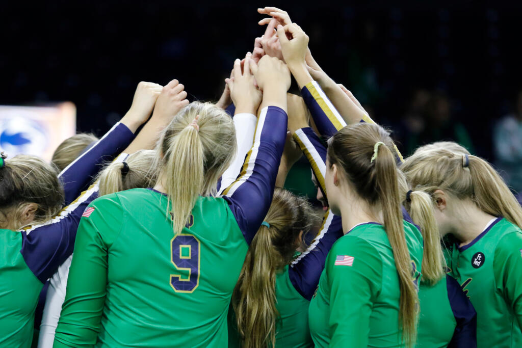 Volleyball Ticket Information – Notre Dame Fighting Irish