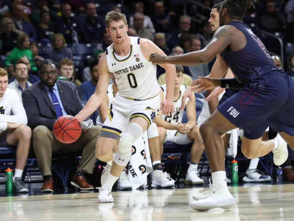 Irish Head To No 3 4 Maryland For Acc Big Ten Challenge