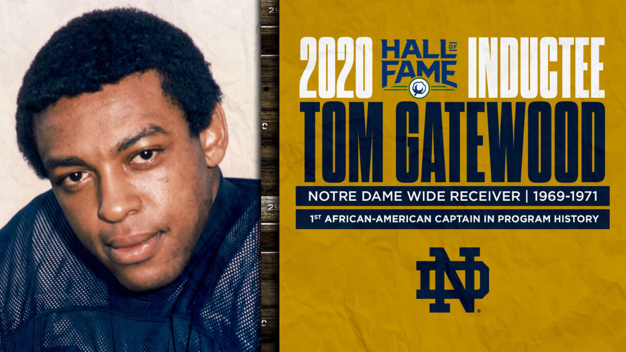 Tom Gatewood Cotton Bowl Hall of Fame