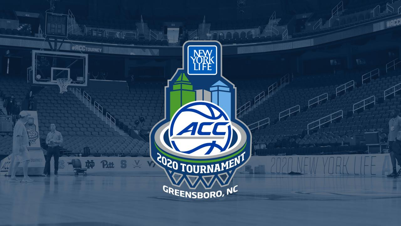 ACC Tournament Has Been Cancelled