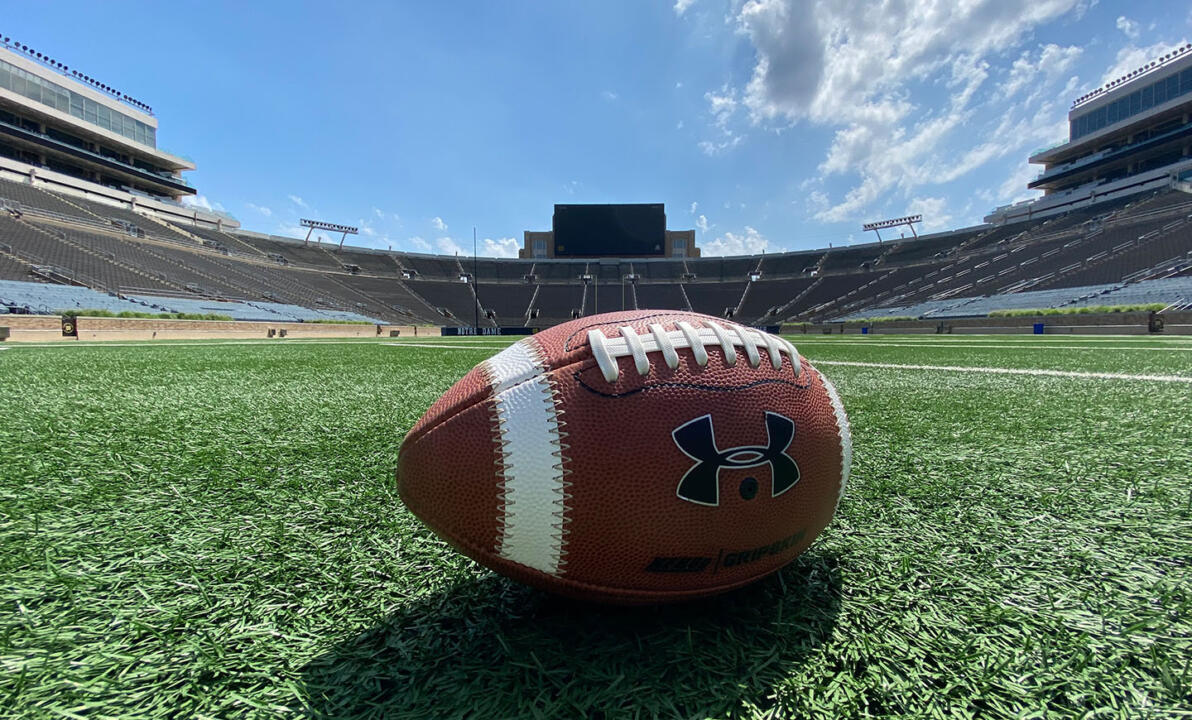 Notre Dame Announces Game Day Policies for the 2020 Football Season – Notre Dame Fighting Irish – Official Athletics Website