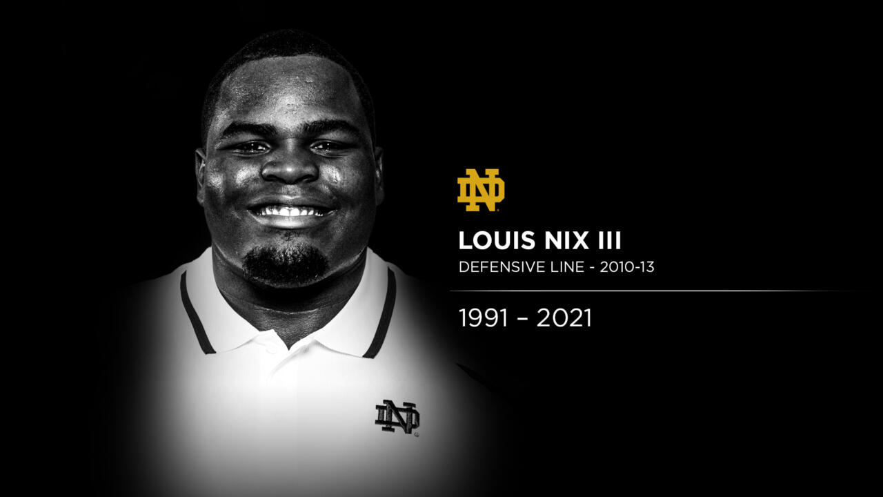 Former Notre Dame, NFL Star Louis Nix, 29, Found Dead After Being Reported Missing Two Months After he was Shot in the Lung
